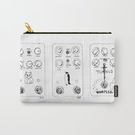 JHS and Wampler Guitar Pedals Carry-All Pouch