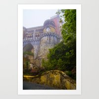 portugal Art Prints featuring Portugal  by Isle_of_the_Brave