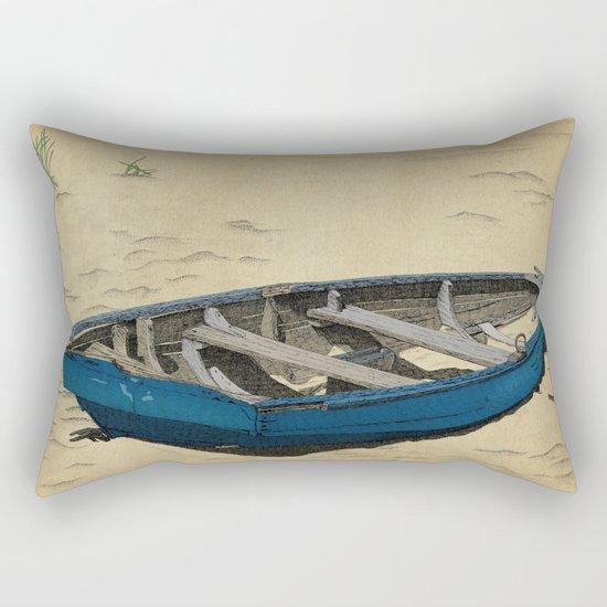Beached Rectangular Pillow