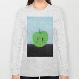 Happy Happy Granny Smith Long Sleeve T-shirt