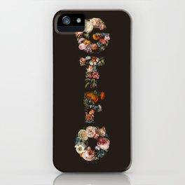 GTFO iPhone Case