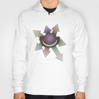 cheshire cat Hoodies featuring Cheshire Cat by coalotte