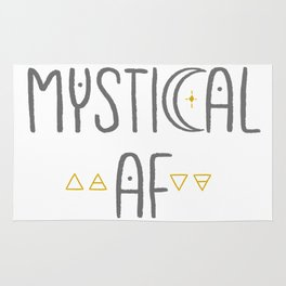 Mystical AF Rug