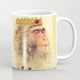 His Majesty, the King! Coffee Mug