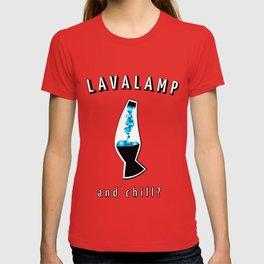 """Lava Lamp & Chill?"" T-shirt"