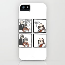 Hella Rights iPhone Case