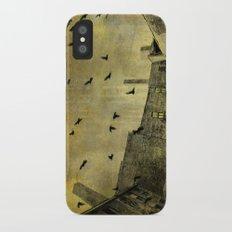 The Acid Sky Slim Case iPhone X