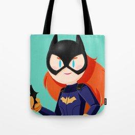 Little Warriors: Batgirl Tote Bag