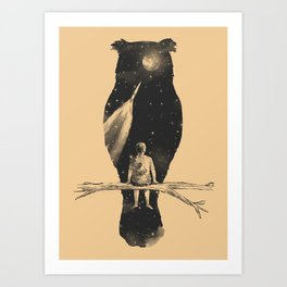 I Have a Dream Art Print