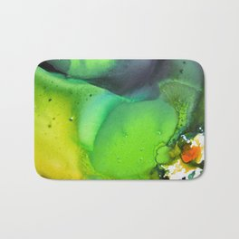 BLENDED SPRINGTIME Bath Mat