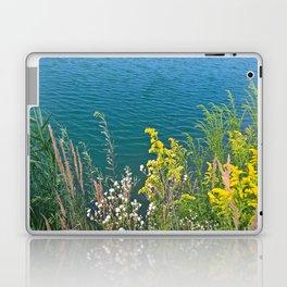 Summer at the lake Laptop & iPad Skin
