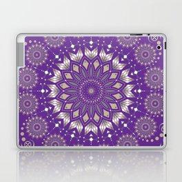 Ancestors (Purple) Laptop & iPad Skin