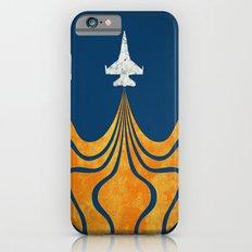 Retro Rocket iPhone 6s Slim Case