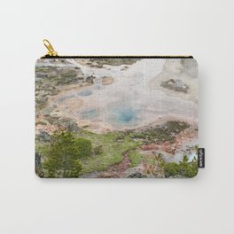 The Great and Wild Basin of Life Carry-All Pouch