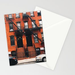 Brooklyn Walkup Stationery Cards