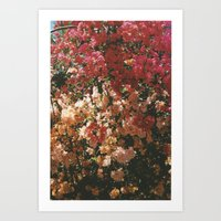 tumblr Art Prints featuring Tumblr by AbstractCreature