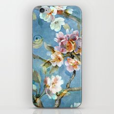 Fantasy cherry blossom tree iPhone & iPod Skin