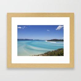 Bloo Beech Framed Art Print
