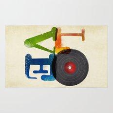 Love is Music Rug