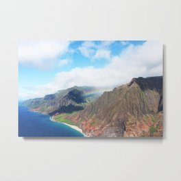 Hawaii Metal Print