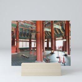 Wonderful Architecture   Asian Culture   Grand  Mini Art Print
