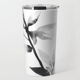 Poetry inside the leaves Travel Mug