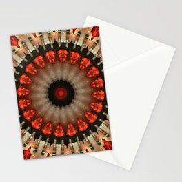 Reiki Mandala Stationery Cards