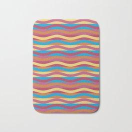 Psychedelic Pattern #4 Bath Mat