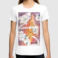 splatter T-shirts featuring splatter by Glossy Eyes