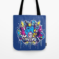 Unlucky Kitty Tote Bag