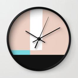 Mid Century Modern Vintage Wall Clock
