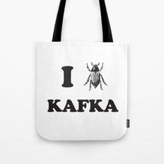 Kafka Tote Bag
