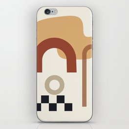 // Shape study #23 iPhone Skin