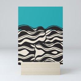 Large Art, Mid Century Modern, Scandinavian Print, Mid Century Print, 24x36 Print, Abstract Wall Art Mini Art Print