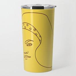 Eartha Kitt Travel Mug