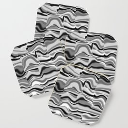 Abstract pattern 156 Coaster