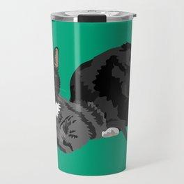 Baggins and Heathcliff Travel Mug