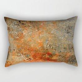 Rust Texture 70 Rectangular Pillow