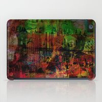 brussels iPad Cases featuring Quartier des Marolles ( Brussels ) by Ganech joe