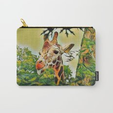 A Bit of Attitude Carry-All Pouch