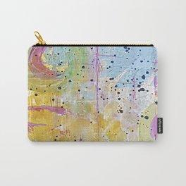 Summer Kaleidoscope Carry-All Pouch