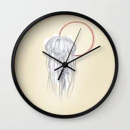 Jellyfish, Jelly Fish Wall Clock