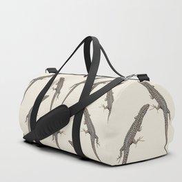 Lizards Duffle Bag