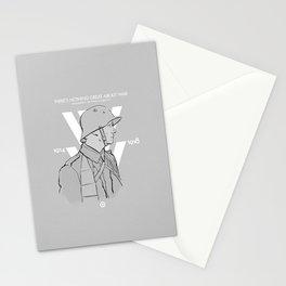 WW1 Centenary Stationery Cards