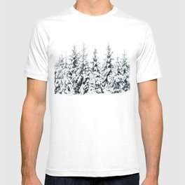 Snow Porn T-shirt