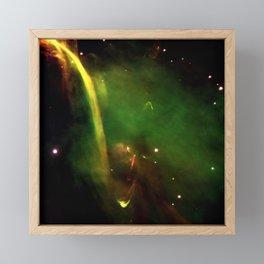 Protostar HH-34 in Orion Framed Mini Art Print