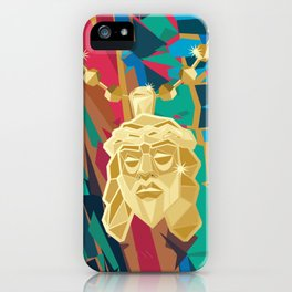 Jesus Piece BYJC© iPhone Case