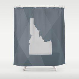 Idaho State Shower Curtain