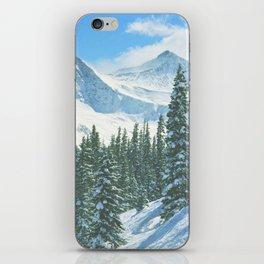 Pacific Peak from Copper Mountain Ski Area, Colorado iPhone Skin
