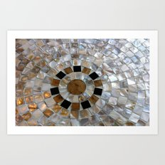 Mother-of-Pearl Art Print